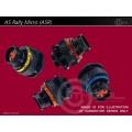 AS Rally Micro (ASR) Series Connectors