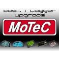 MoTeC Dash Upgrades