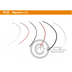 Cable Raychem Type 55 Single 16awg Black / 10m Reel