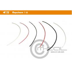Cable Raychem Type 55 Single 16awg Black / 50m Reel