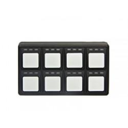 MoTeC CAN Keypad  8 Position CAN Keypad