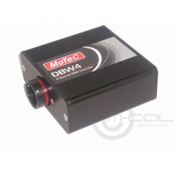 MoTeC DBW4 4ch DBW expander-PID Controller