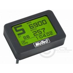 MoTec MDD Mini Dash Display