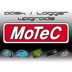 MoTeC Dash Upgrade MDD or PLM Firmware Upgrade