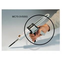 Aplicator Gun Hellerman Adhesive 50ml Duo Pack