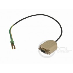 MoTeC Com Cable D9 Adaptor (MoTeC M4 use with PCI cable)