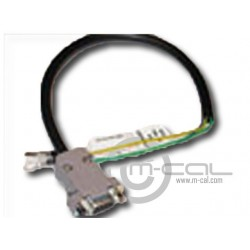 MoTeC Com Cable D9 Adaptor (Mitsubishi for M48 OEM Conv)