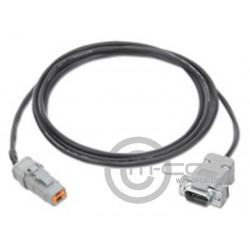 MoTeC Harness Dash CDL3 to RS232 ECU